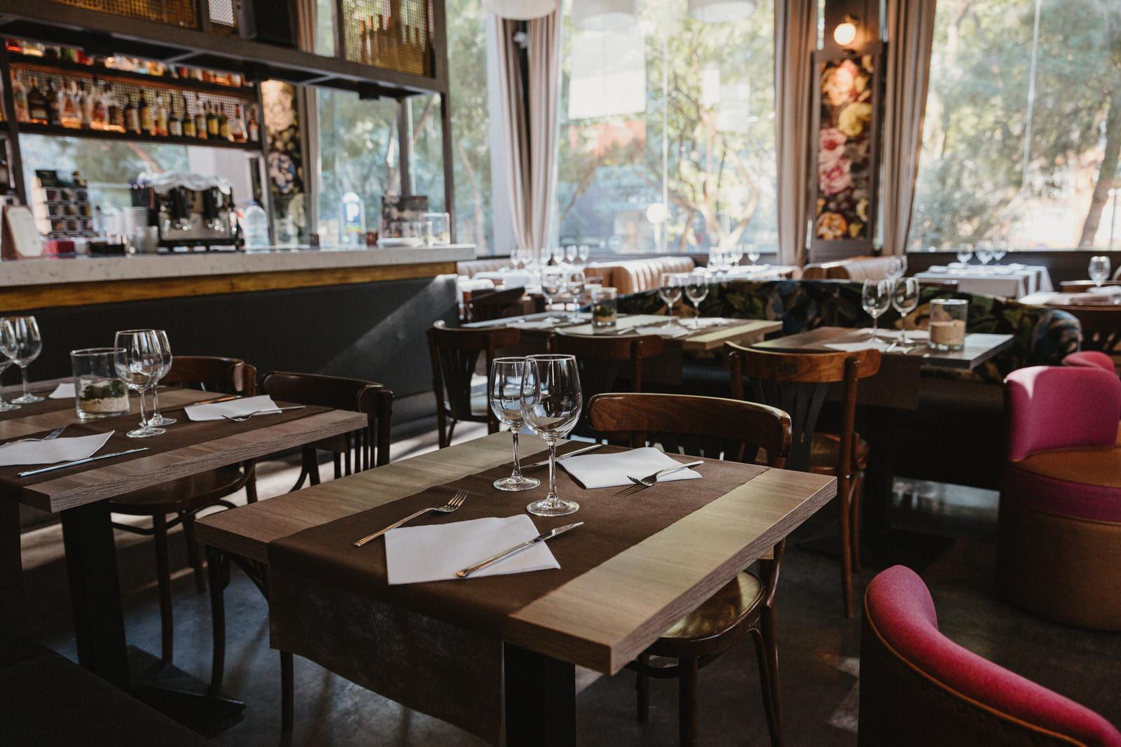 Sesión fotos gastronomía restaurante lifestyle en Barcelona. Fotógrafo restaurantes y empresa Barcelona